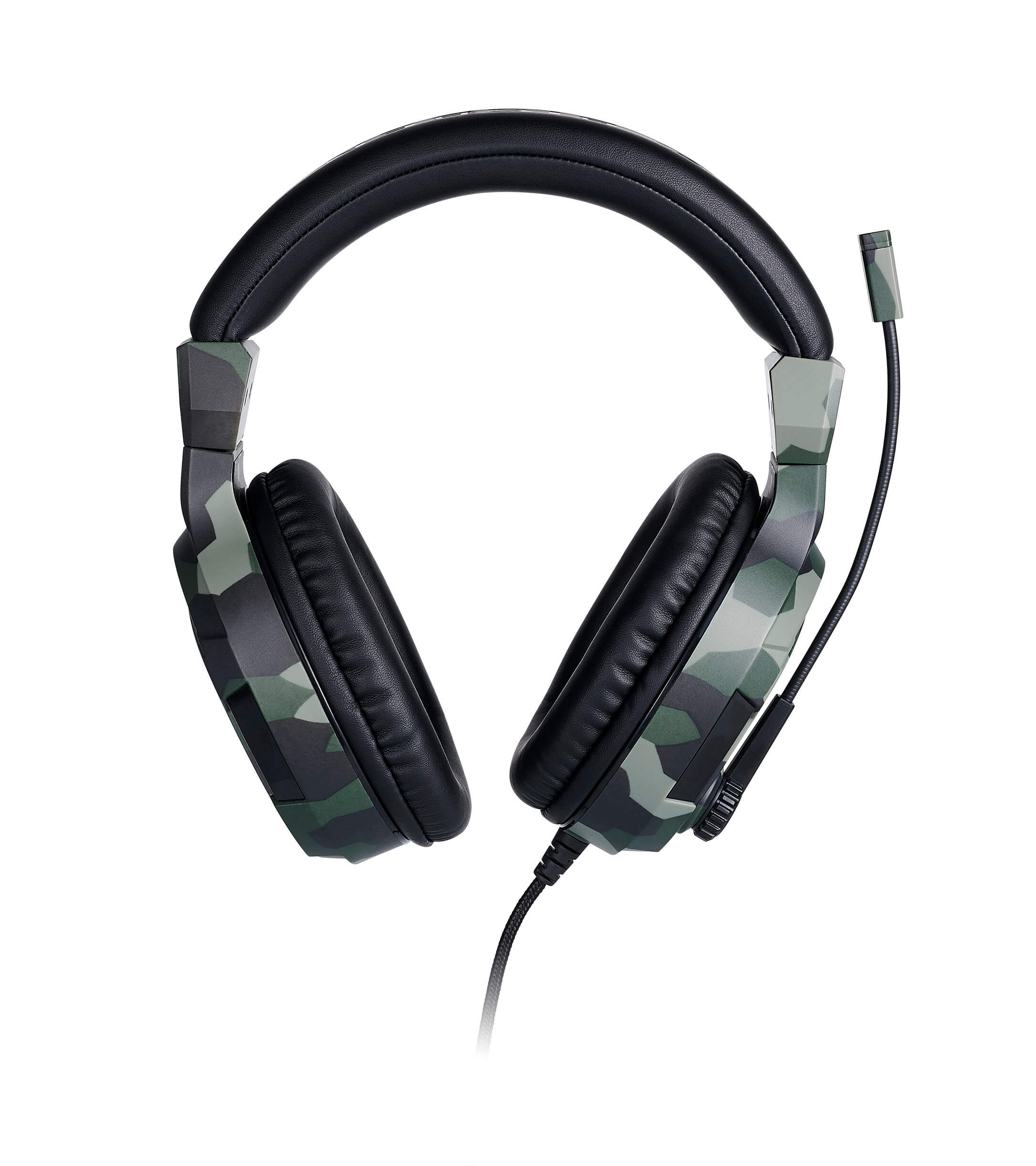 PS4 OFFICIAL HEADSET V3 CAMO GREEN