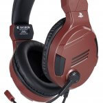 PS4 OFFICIAL HEADSET V3 RED